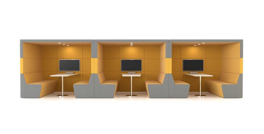 Citrus Seating Shelton Booths