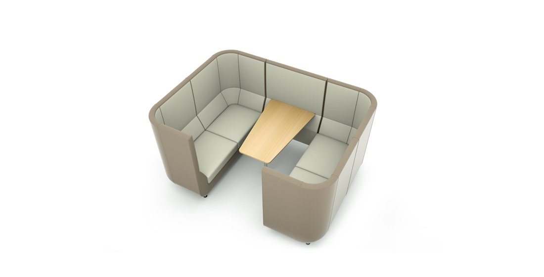 Citrus Seating Unity Modular Booth Seating Systems