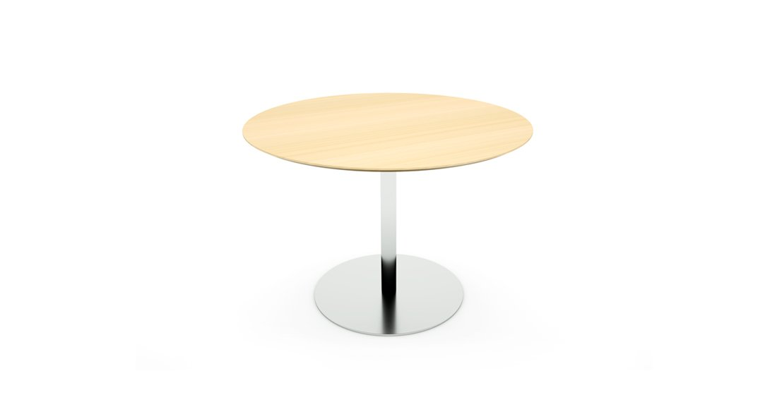 Citrus Seating Abel Circular Table Office Furniture