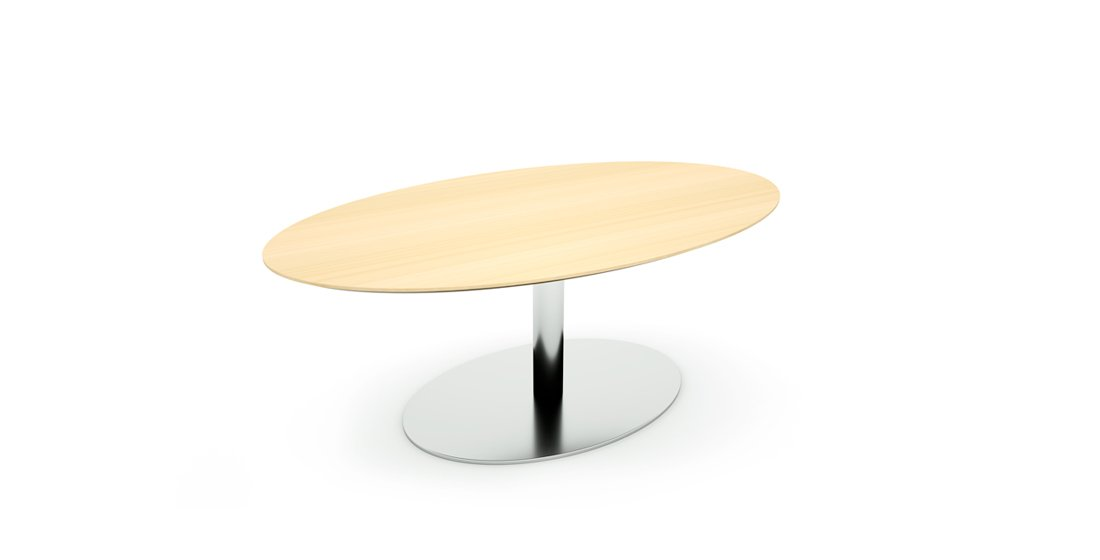 Citrus Seating Abel oval table