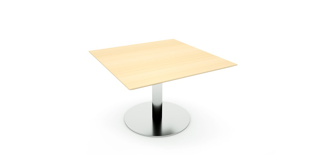 Citrus Seating Abel square table