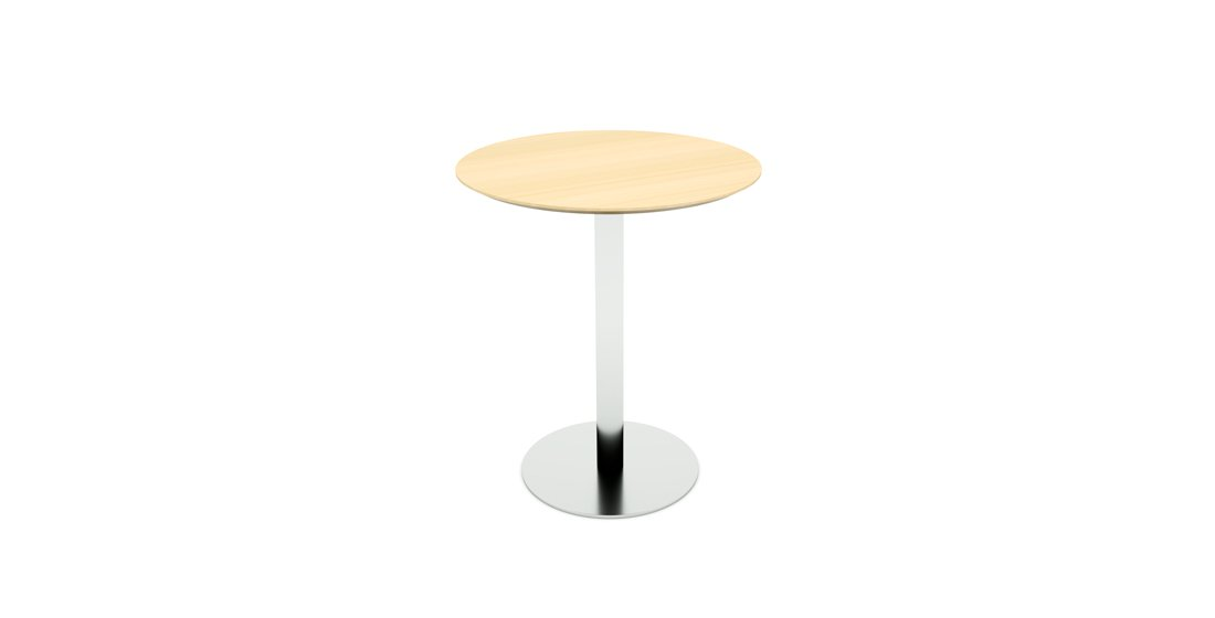 Citrus Seating Abel Circular Occassional Table Office Furniture