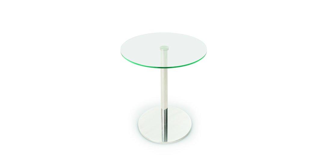 Citrus Seating Algernon Glass Office Table