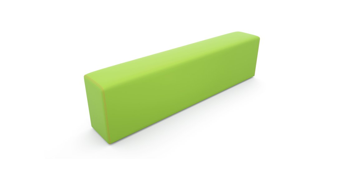 Citrus Seating Anthony Waiting Room Bench Style Soft Seating