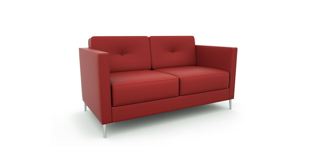 Citrus Seating Bruce two seat sofa