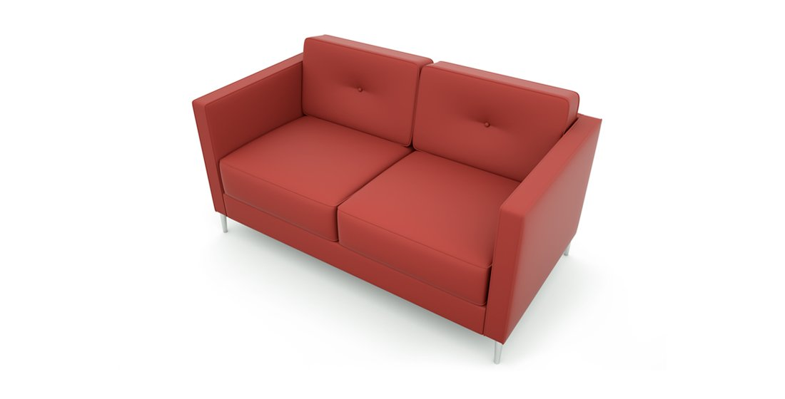 Citrus Seating Soft Seating Bruce Two Seat Sofa