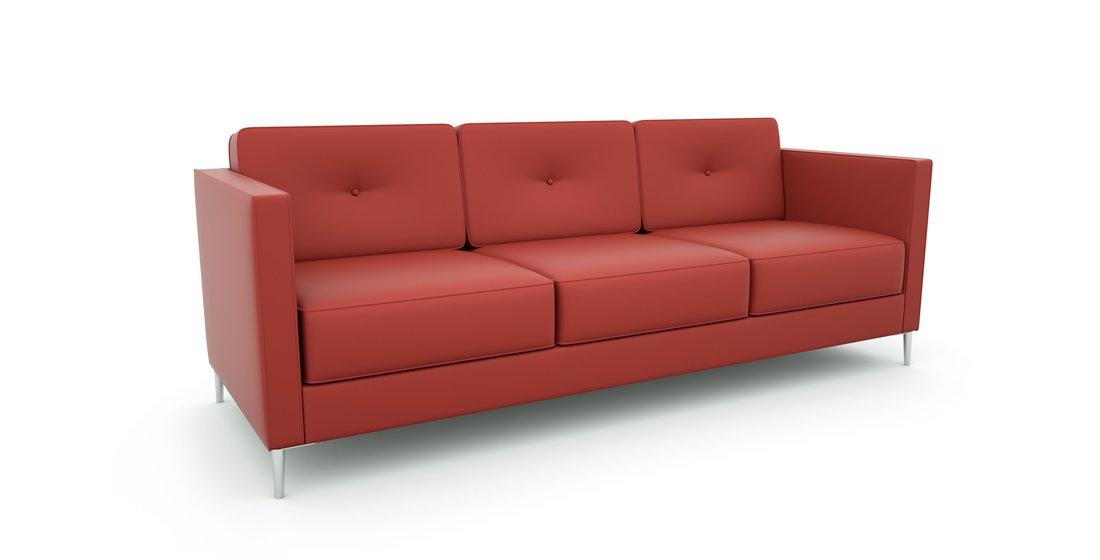 Citrus Seating Bruce three seat sofa
