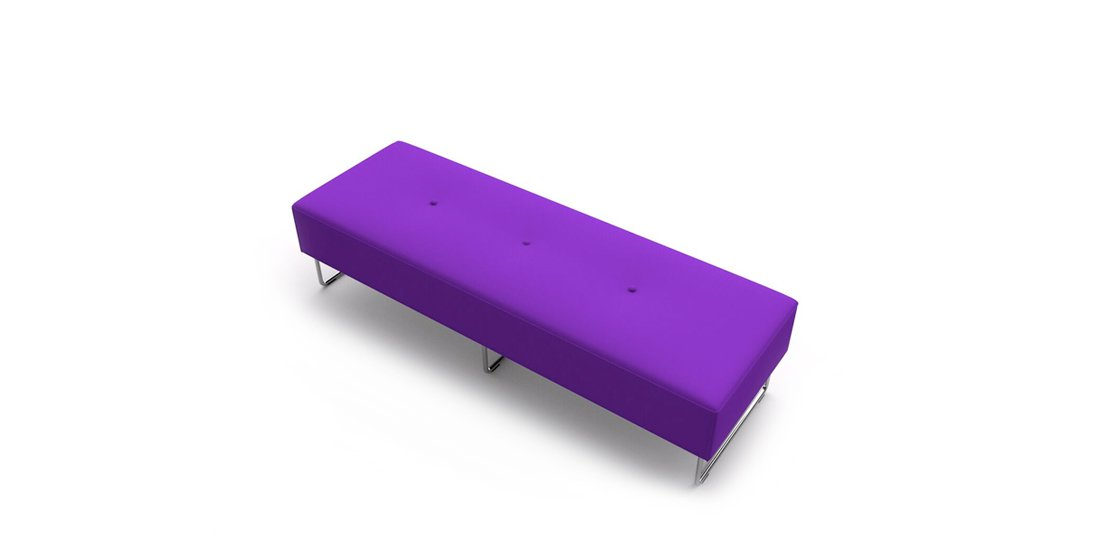 Citrus Seating Constance straight bench