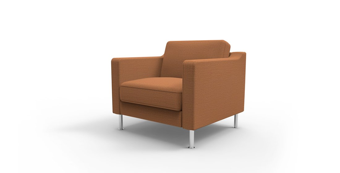 Citrus Seating Dennis armchair