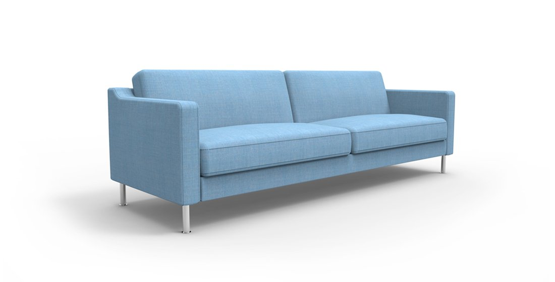 Citrus Seating Dennis three seat sofa