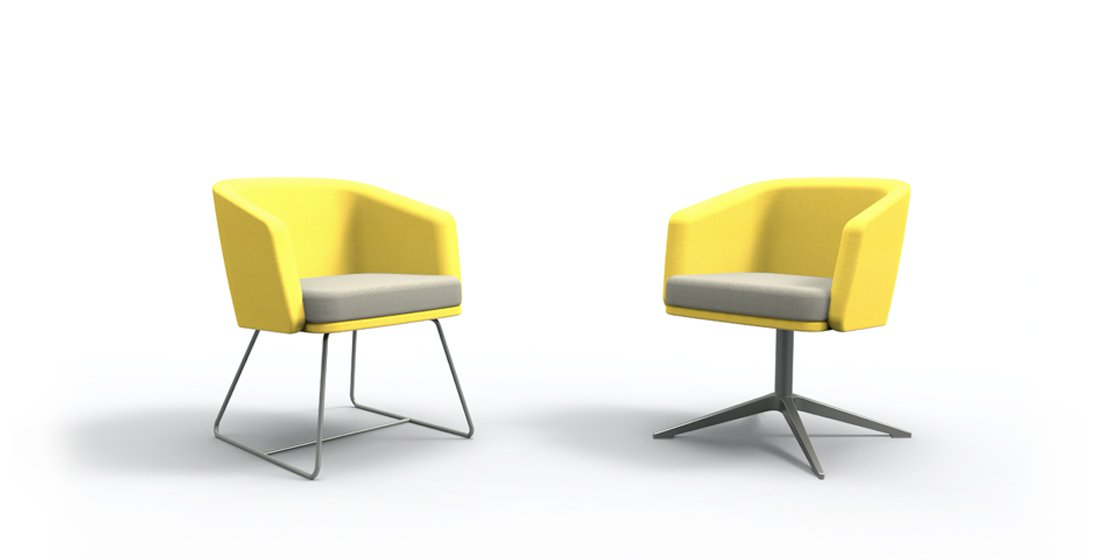 Citrus Seating Ella and Emma Office Chairs Soft Seating