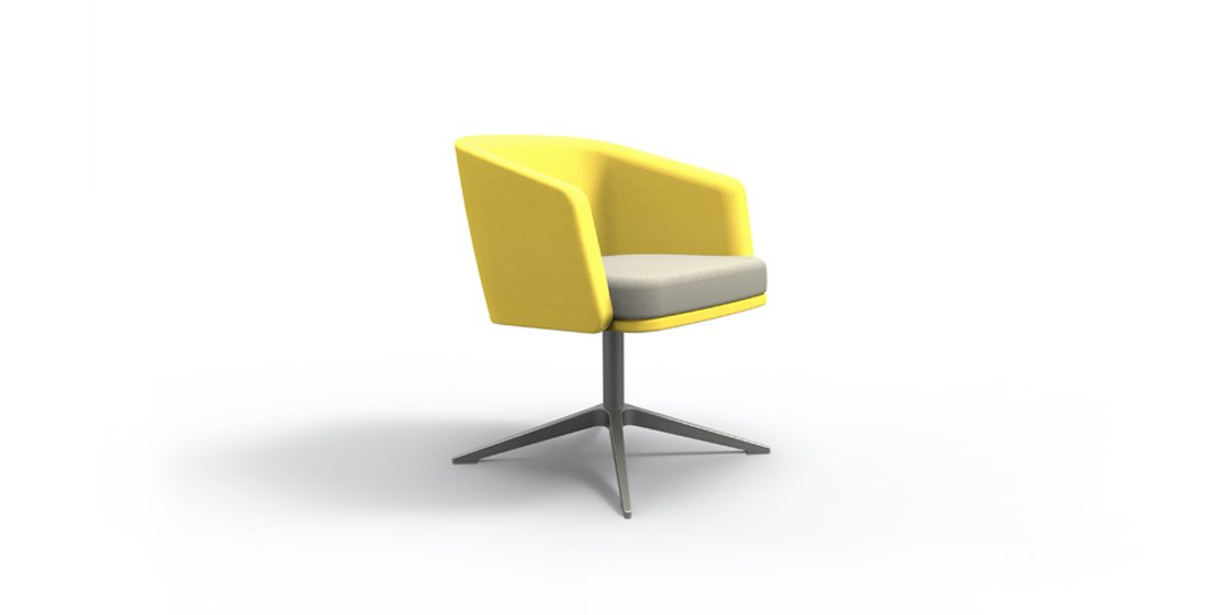 Citrus Seating Ella Chair Office Soft Seating