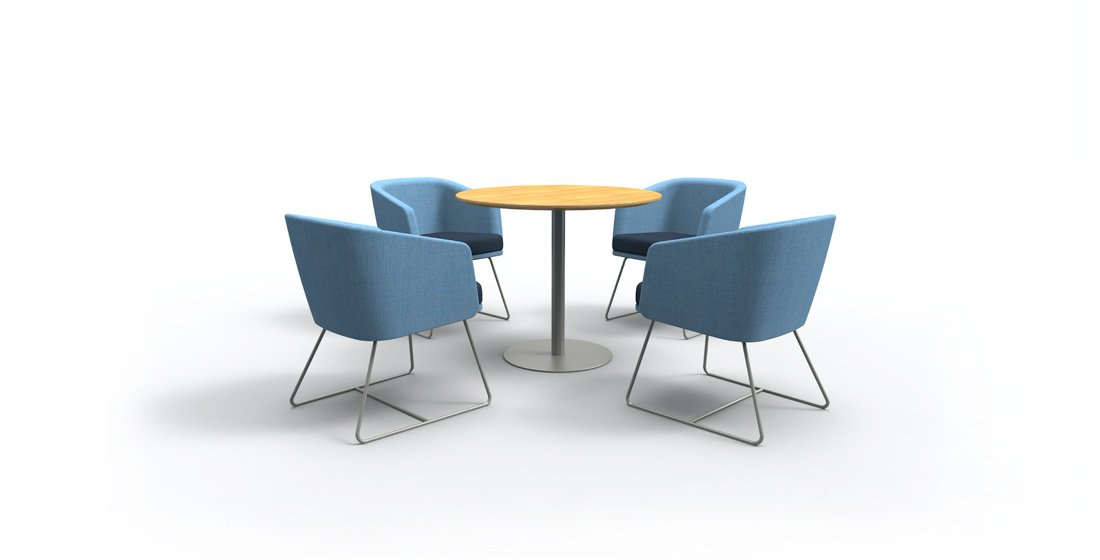 Citrus Seating Emma Chair Office Meeting Chairs and Tables