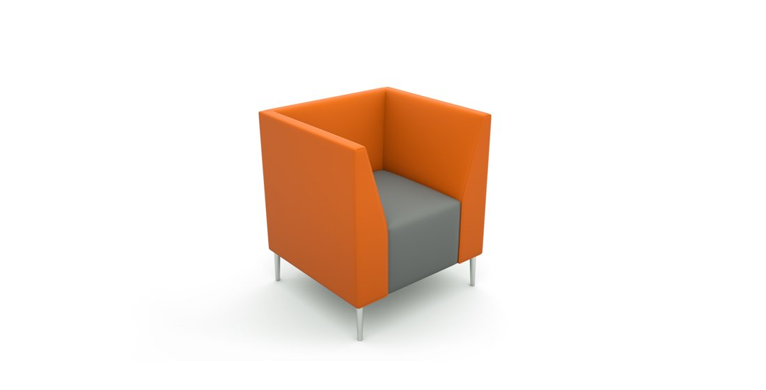 Citrus Seating Frank Armchair Office Seat