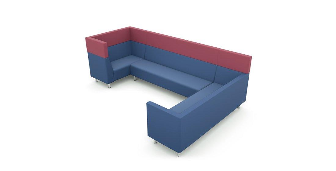 Citrus Seating Frank modular sofa configuration
