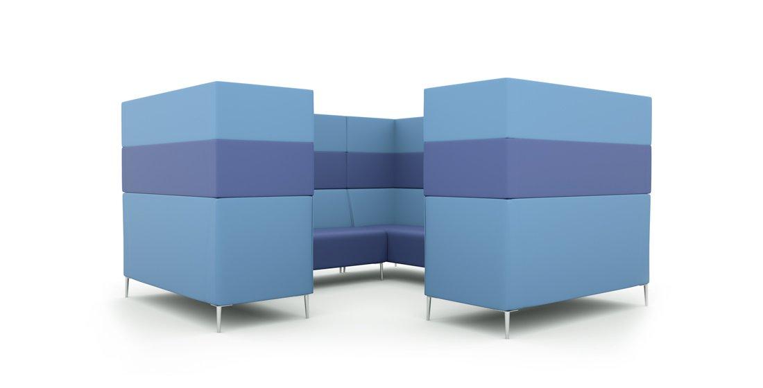 Citrus Seating Frank modular sofas