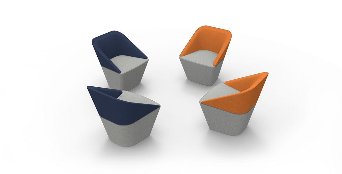 Citrus Seating George tub chairs