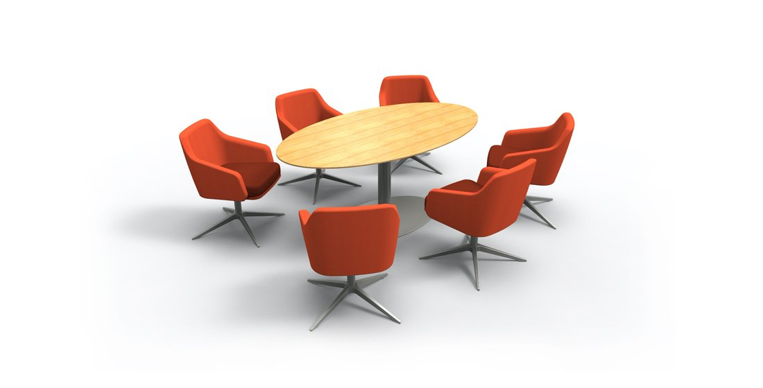 Citrus Seating Jay Office Chairs and Meeting Tables