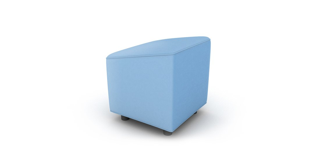 Citrus Seating Kitty small angled stool