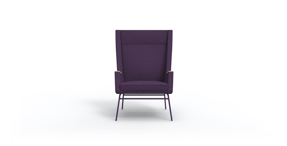 Citrus Seating Leo office chair on legs