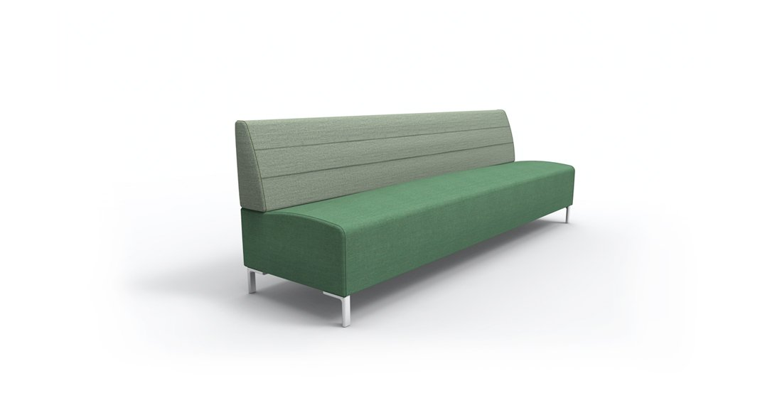 Citrus Seating Linus 2 Seat Bench Style Sofa