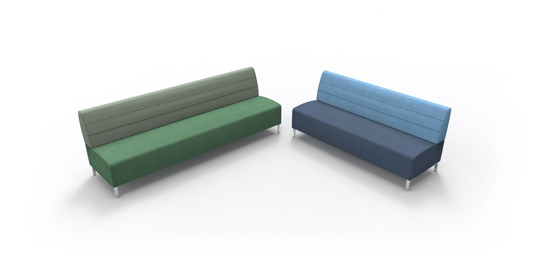 Citrus Seating Linus Bench Style Sofa Seating