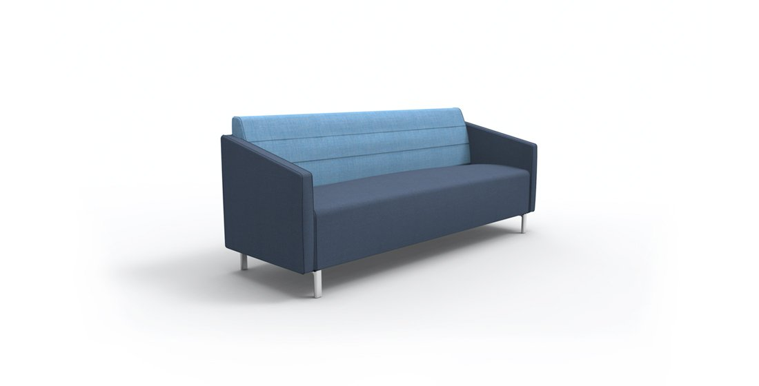 Citrus Seating Linus 3 Seat Bench Style Sofa