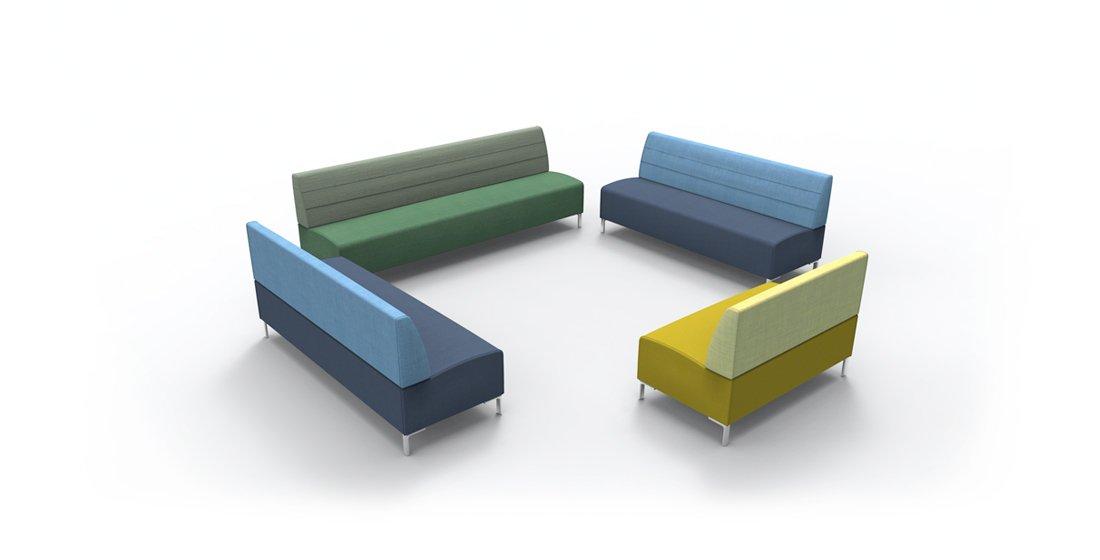 Citrus Seating Soft Seating Linus Bench Sofa