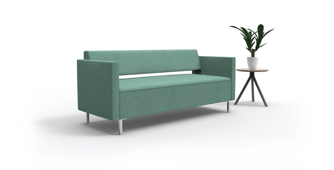 Citrus Seating Millie Sofa Office Reception Furniture