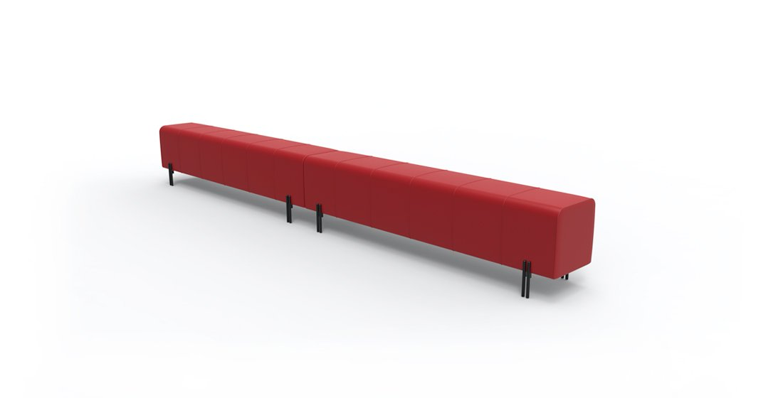 Citrus Seating Milo Double Length Bench Seating