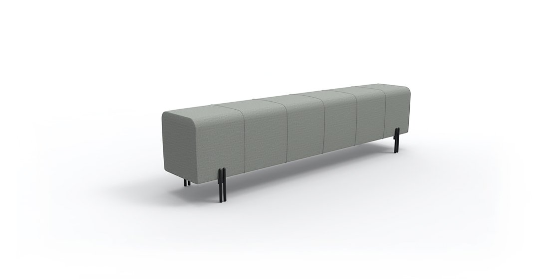 Citrus Seating Milo Bench Office Seating