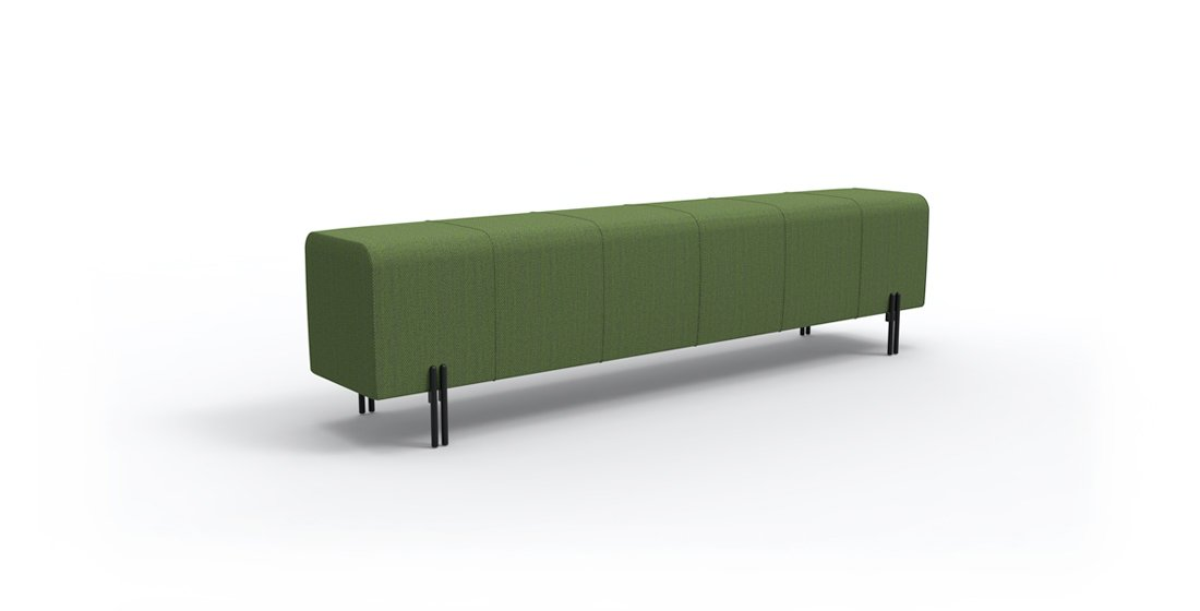 Citrus Seating Milo Bench Office Furnishing Solutions