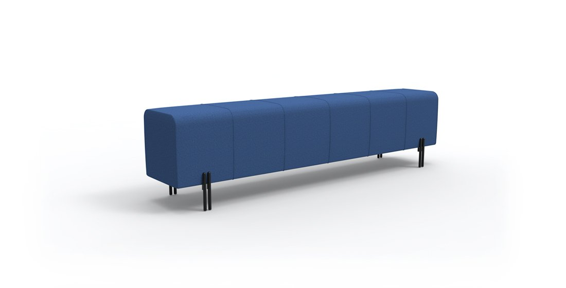 Citrus Seating Milo Bench Soft Seating Systems