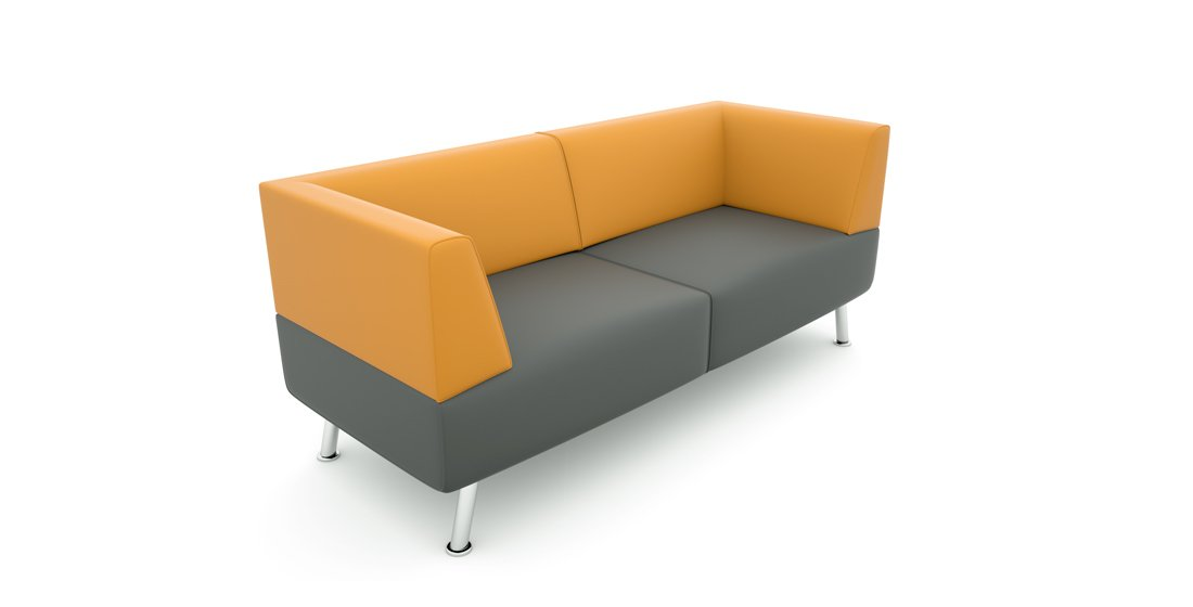 Citrus Seating Percy two seat sofa