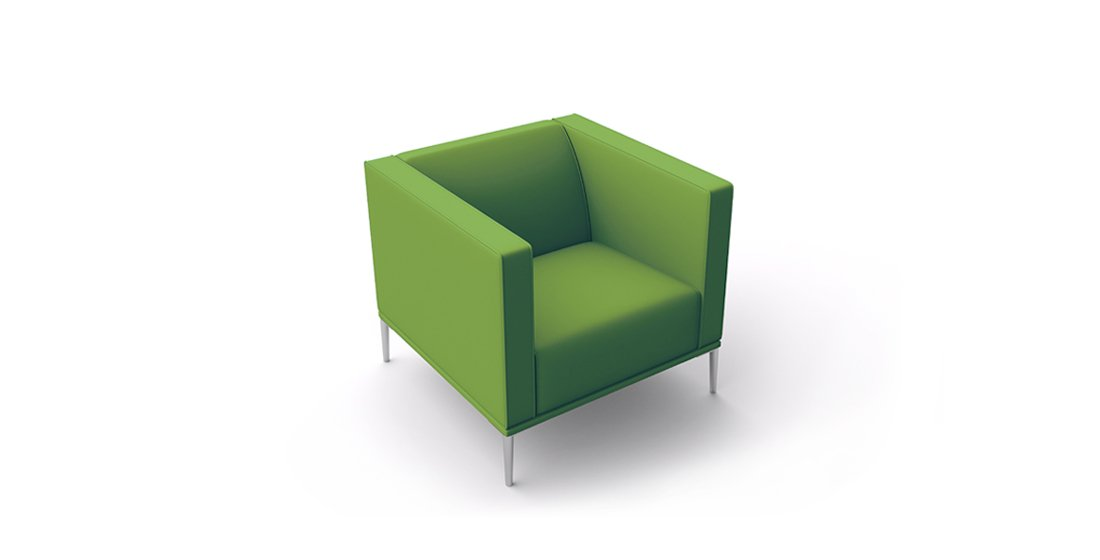 Citrus Seating Sienna Armchair Office Soft Seating