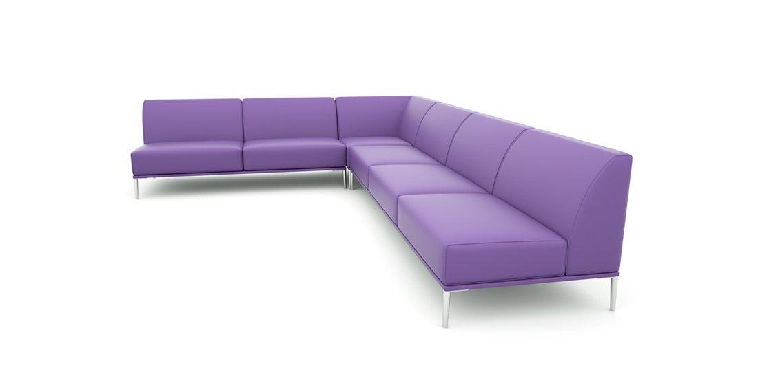 Citrus Seating Sienna Bench Sofa Soft Seating Office Furniture