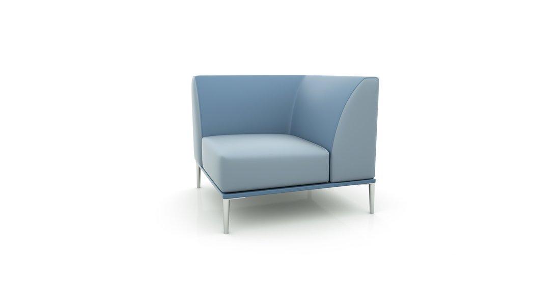 Citrus Seating Sienna seating system - corner section