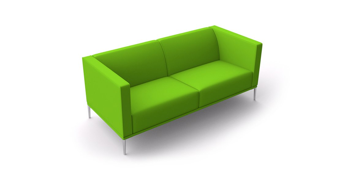 Citrus Seating Sienna two seat sofa