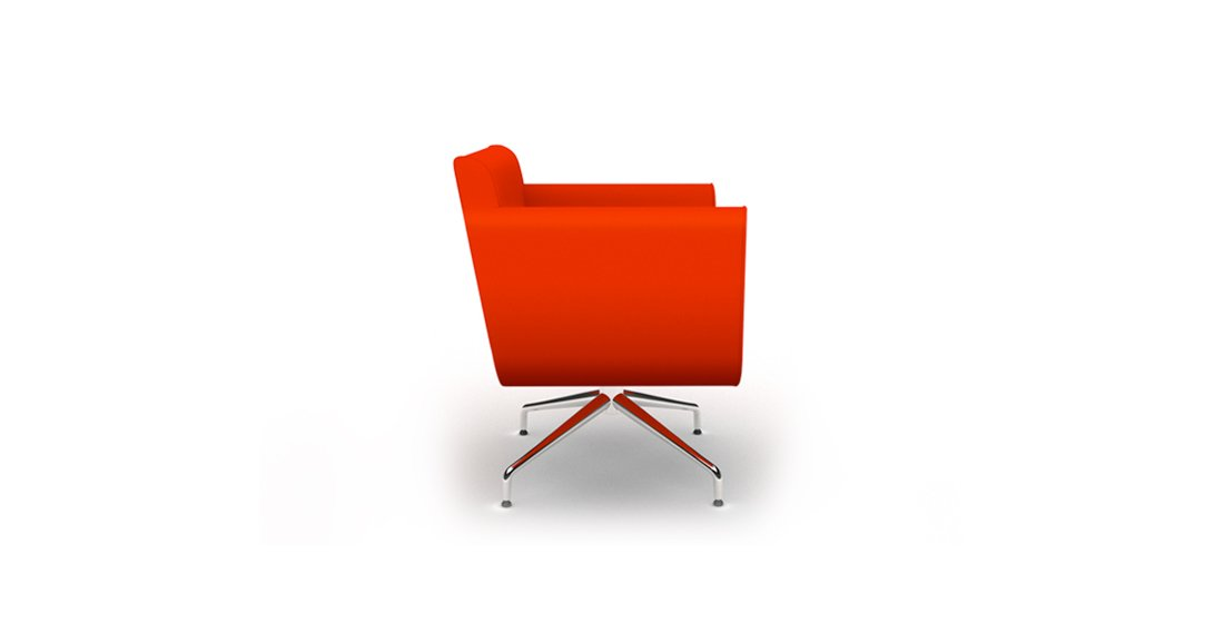 Citrus Seating Office Swivel Chair Una