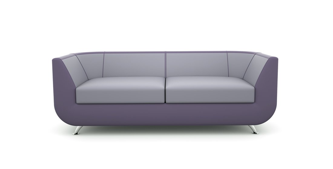 Citrus Seating Unity Curved Sofa Soft Seating