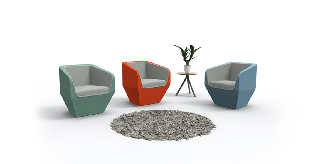 Citrus Seating Veronica Chair Contemporary Office Seating