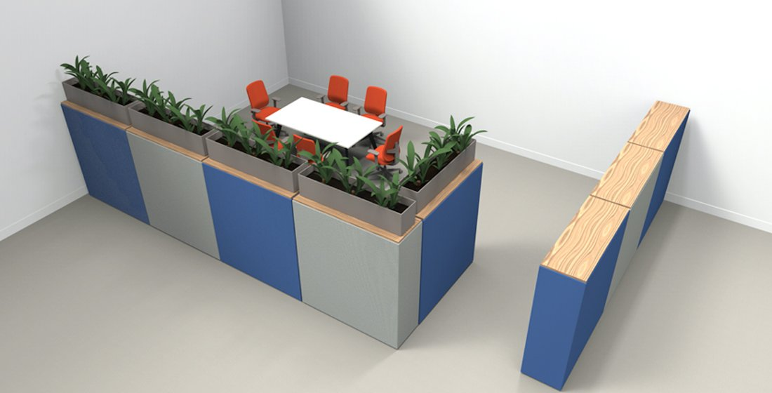 Citrus Seating Wallace wall system