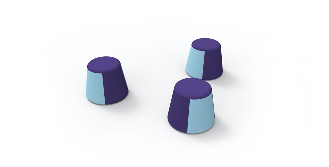 Citrus Seating Hillary Stools Contempary Office Seating
