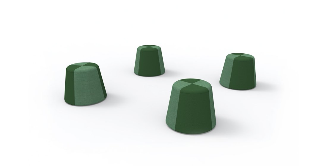 Citrus Seating Hillary Stools Modular Soft Seating Solutions