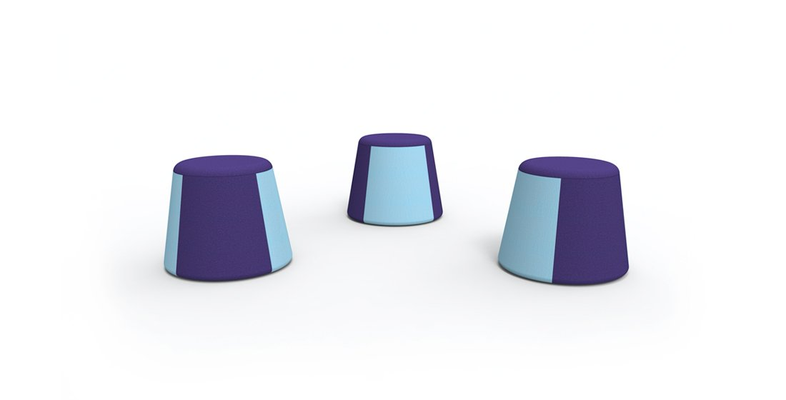 Citrus Seating Hillary Stools Modular Seating Systems