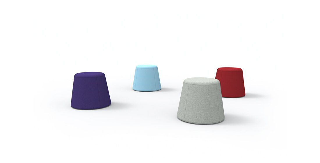 Citrus Seating Hillary Office Stools Soft Seating