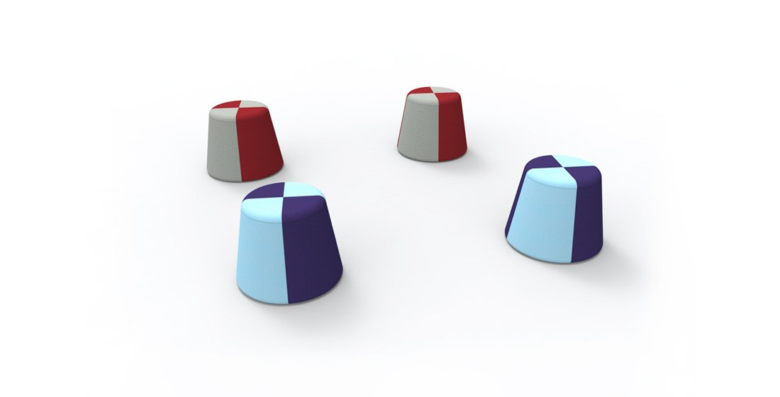 Citrus Seating Hillary Office Seating Stools