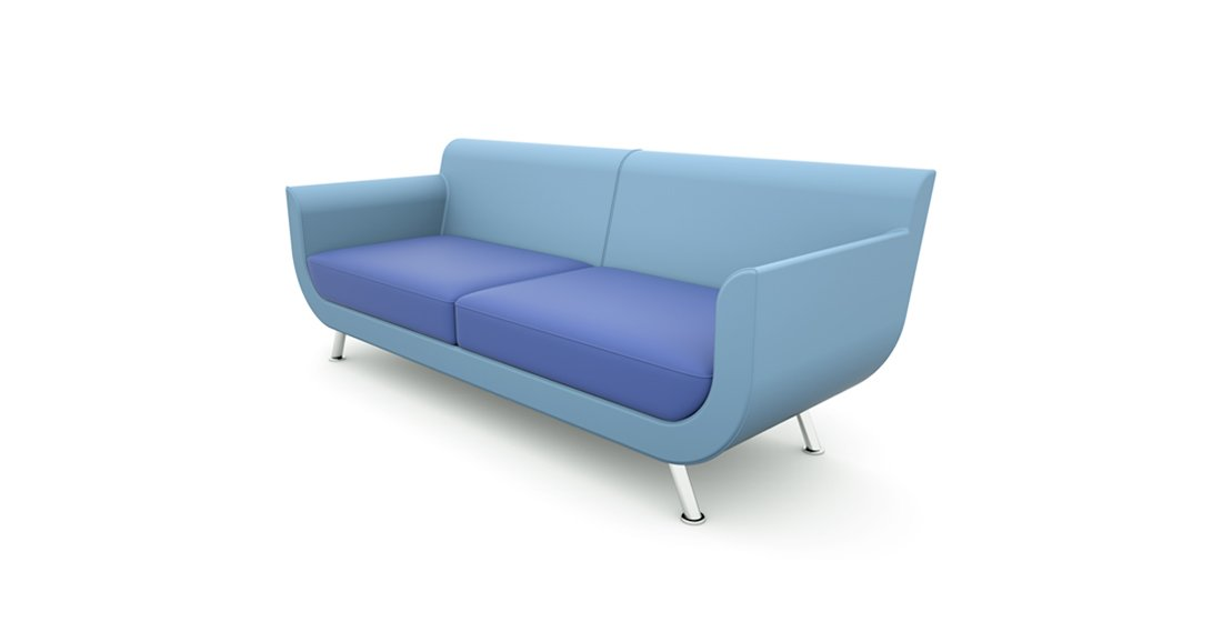 Citrus Seating Zoe 2 seat sofa
